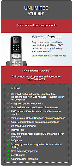 Free Handsets | Free Calls | VOIP phone systems